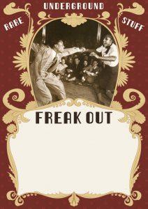 Freak Out Logo